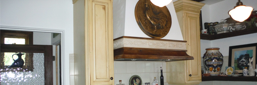 Custom Woodwork, Range Hoods, & Cabinetry For Idaho